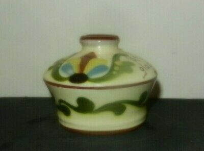 Aller Vale Pottery  Pottery Ink Well Scandy • 17£