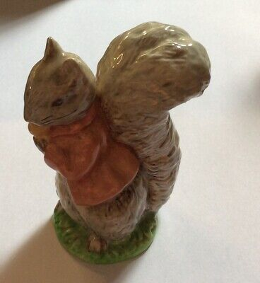 """Beswick - Beatrix Potter """"Timmy Tiptoes"""" By F Warne And Co • 8.50£"""