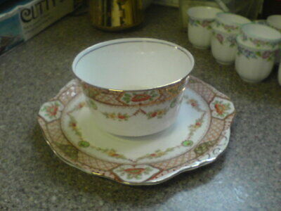 'SUTHERLAND CHINA' - BOWL & STAND - 9  Dia Stand - 5  X 3  Bowl - SUPERB  • 12.99£