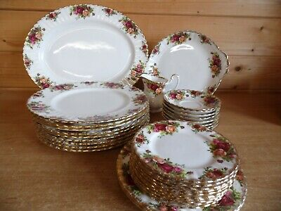 Royal Albert Old Country Roses Tableware 1st Quality - Please Choose From Menu • 12.95£
