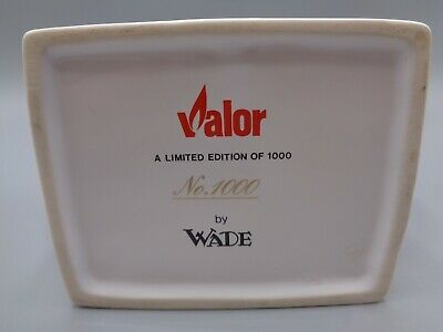 Vintage Wade Teapot - Valor - No.1000 Of Limited Edition Of 1000 Very Last One! • 5£