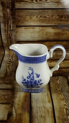 Churchill Out Of The Blue Milk/sauce Jug Inspired By Mary Gilliatt  • 4.99£