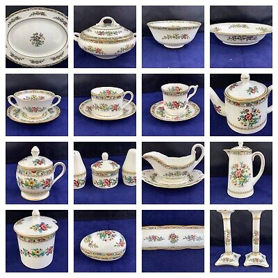 Choice Of Coalport Ming Rose China - Tableware And Decorative Pieces   • 35£