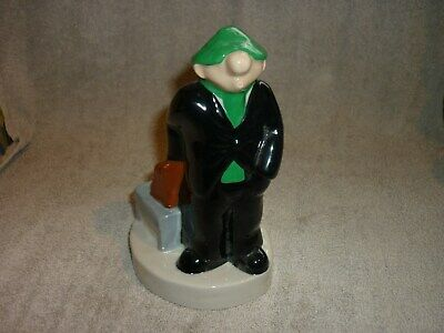 Andy Capp Wade Moneybox 1998 Mirror Group 7 Inch High Lovely Condition • 9.95£