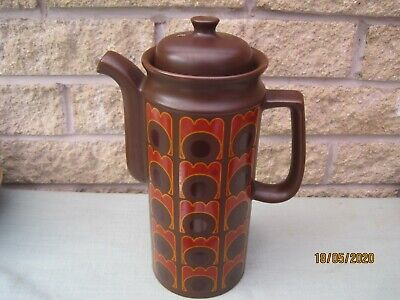 Retro Vintage Arthur Wood & Son Coffee Pot Made In England C 1960s • 16.50£