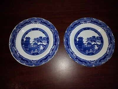 Ringtons By Wade 2 Side Plates 7 Inch Diameter • 0.99£