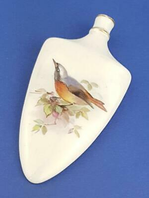 Rare Royal Worcester Miniature Lay Down Perfume, Scent Bottle • 250£