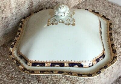 """Wood And Son """"Windsor"""" Semi Porcelain Vegetable Dish With Lid • 19.99£"""