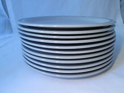Set Of 12 X Vintage Retro Hornsea Tapestry Dinner Plates. Very Good Condition • 11.50£
