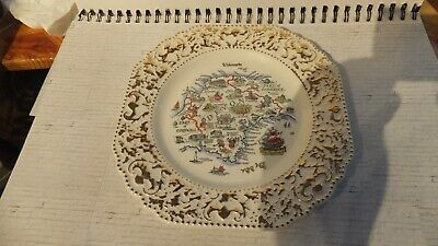 Lord Nelson Pottery - Collectable Plate - Widecombe, Devon • 3.99£
