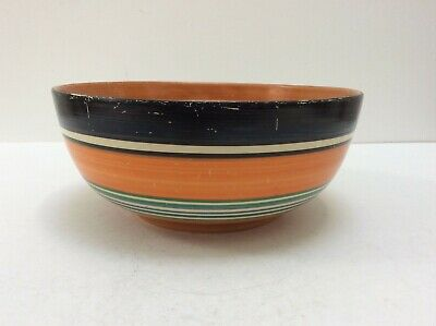 Large Clarice Cliff  Liberty Band  Bowl • 145£