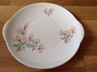Royal Adderley ( Ridgway Potteries ) Ophelia Pattern  Cake Plate. • 12.99£