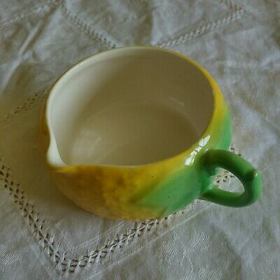 Beswick Vintage 1930s Lemon Shaped Jug • 6.50£