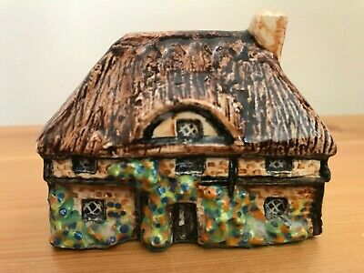 Tey Pottery New Forest Cottage Britain In Miniature Countryside Collection No 30 • 23.99£