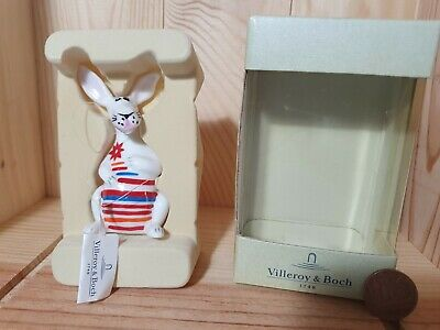 Villeroy & Boch 'Happy Ornament' Rabbit Or Kangaroo Perfect In Box • 0.99£
