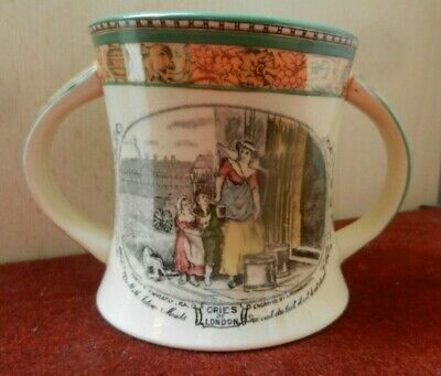 Adams Tunstall    Loving Cup Cries Of London 2 Handled • 12£
