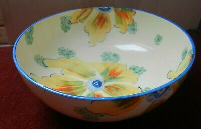 Hancock's Ivory Ware Hand-Painted Bowl • 18£