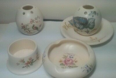 Axe Vale Pottery Devon Torquay Ware Collection • 12£