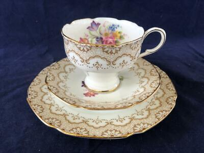 Good Vintage Paragon Fine Bone China Lamorne Cup, Saucer And Plate. #2 • 9.99£