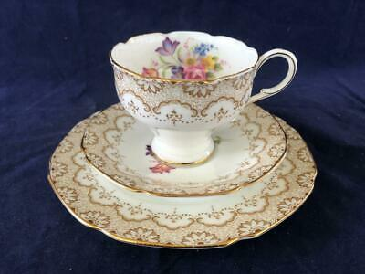 Good Vintage Paragon Fine Bone China Lamorne Cup, Saucer And Plate. #6 • 9.99£