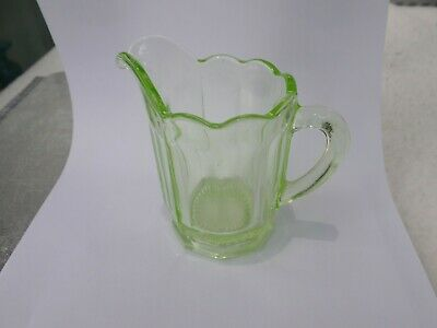 Sowerby Glass Jug With Impressed Base Mark • 1.99£