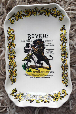 Vintage Lord Nelson Pottery Bovril Dish Advertising Ware 1970s • 1.99£