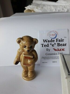 Wade Fair Ted E  Bear • 15£