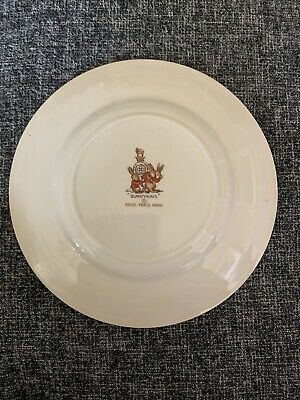 Bunnykins Plate & Saucer Signed By Barbara Vernon And Cup • 2.20£