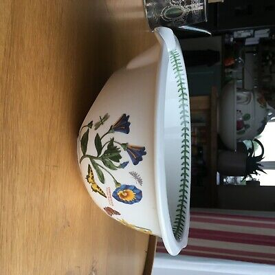 Portmeirion Botanic Garden Large Bowl With Grip Side And Easy Pour Spout.... • 10.30£