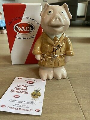 Wade Natwest Collectors Pigs  • 80£