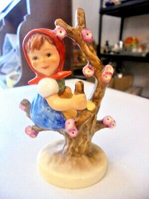 Vintage Hummel Goebel Figurine   Apple Tree Girl   From House Clearance • 14.99£