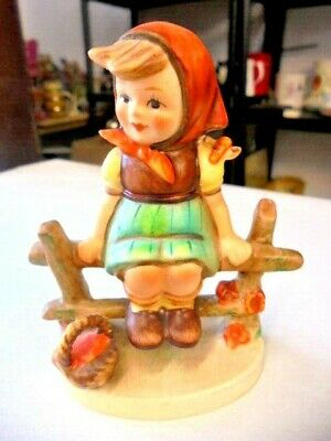 Vintage Hummel Goebel Figurine   Just Resting   From House Clearance • 18.99£