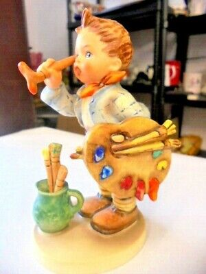 Rare 1955 Vintage Hummel Goebel Figurine  The Artist  304 From House Clearance • 84.99£