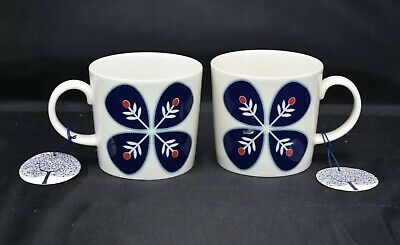 Royal Doulton Fable Pair Of 400ml Mugs - Brand New 1st Quality With Tags • 24.99£