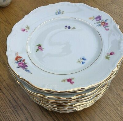 Vintage, Pretty Floral  Side Plate • 0.99£