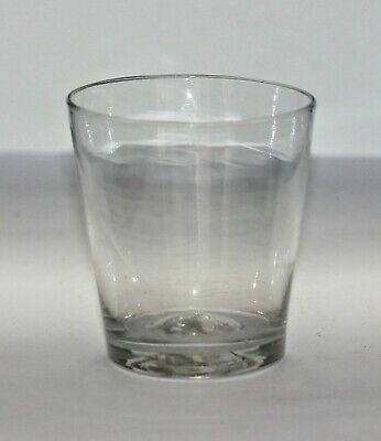 Small Georgian, Hand-blown, Glass Tumbler Or Beaker • 75£