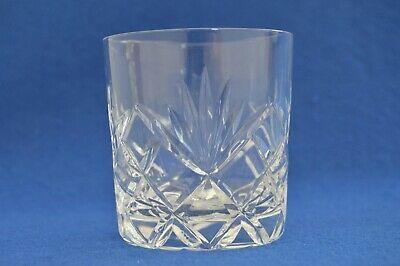 Royal Brierley Tall Braemar Small Tumbler - Unsigned With Label - More Available • 12.50£