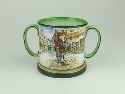 Antique  Royal Doulton Dickens Ware Loving Cup, Bill Sykes • 9.99£