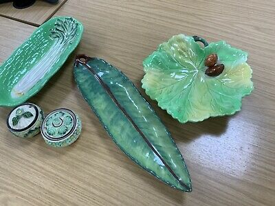 Carlton Wear Six Lovely Pieces All Good Condition Lovely Shade Of Green  • 10.50£