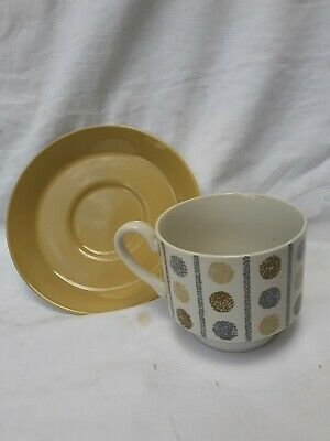 Midwinter Oakley Patern Cup And Saucer • 4.99£