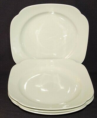 Spode Flemish Green 4 Cake Or Sandwich Plates, Square 8.75  • 6.95£