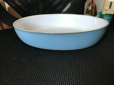 Denby Oval Oven Dish - 11  X 8  • 0.99£