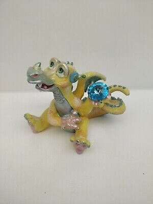 Limited Edition Franklin Mint Mood Dragons ( Dippy ) • 25£
