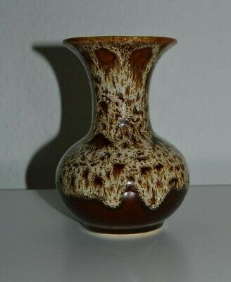 Fosters Pottery Honeycomb Vase, 5.5'' ( 14 Cm) Tall • 14.99£