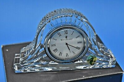 Waterford Exclusive Wharton Clock ~ Unused ~ Boxed • 39.99£
