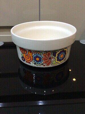 Vintage , 60s , Lord Nelson Gaytime Casserole Dish , 16.5 X 8  • 20£