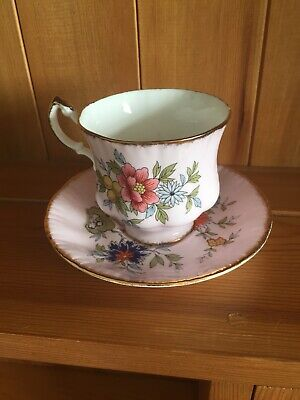 Paragon Fine Bone China Cup And Saucer Oriental Series Canton/Sung • 1.95£