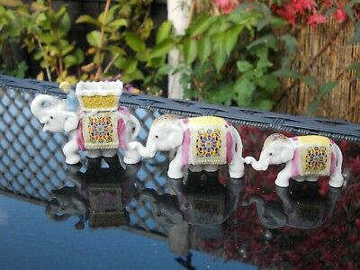 Wade Elephant Train ( Treasures Set  1958 ) • 10.50£