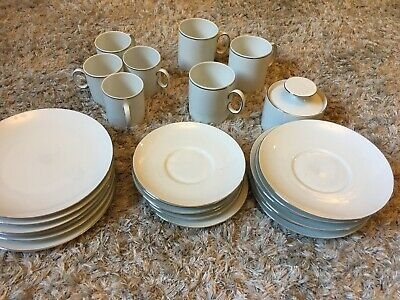 Thomas Germany  Tea Cups And Saucers And Espresso Cups And Saucers And Plates • 15.20£