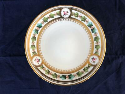 Good Antique Minton / Moores Bone China Hand Painted Sandwich Plate. #2. • 9.99£